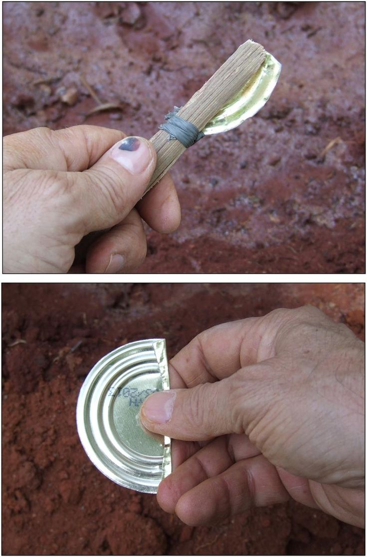 Cutting tool | 11 Survival Uses for a Tin Can