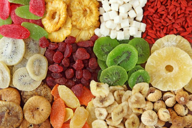Dried Fruits   43 Survival Food Items That Actually Taste Good