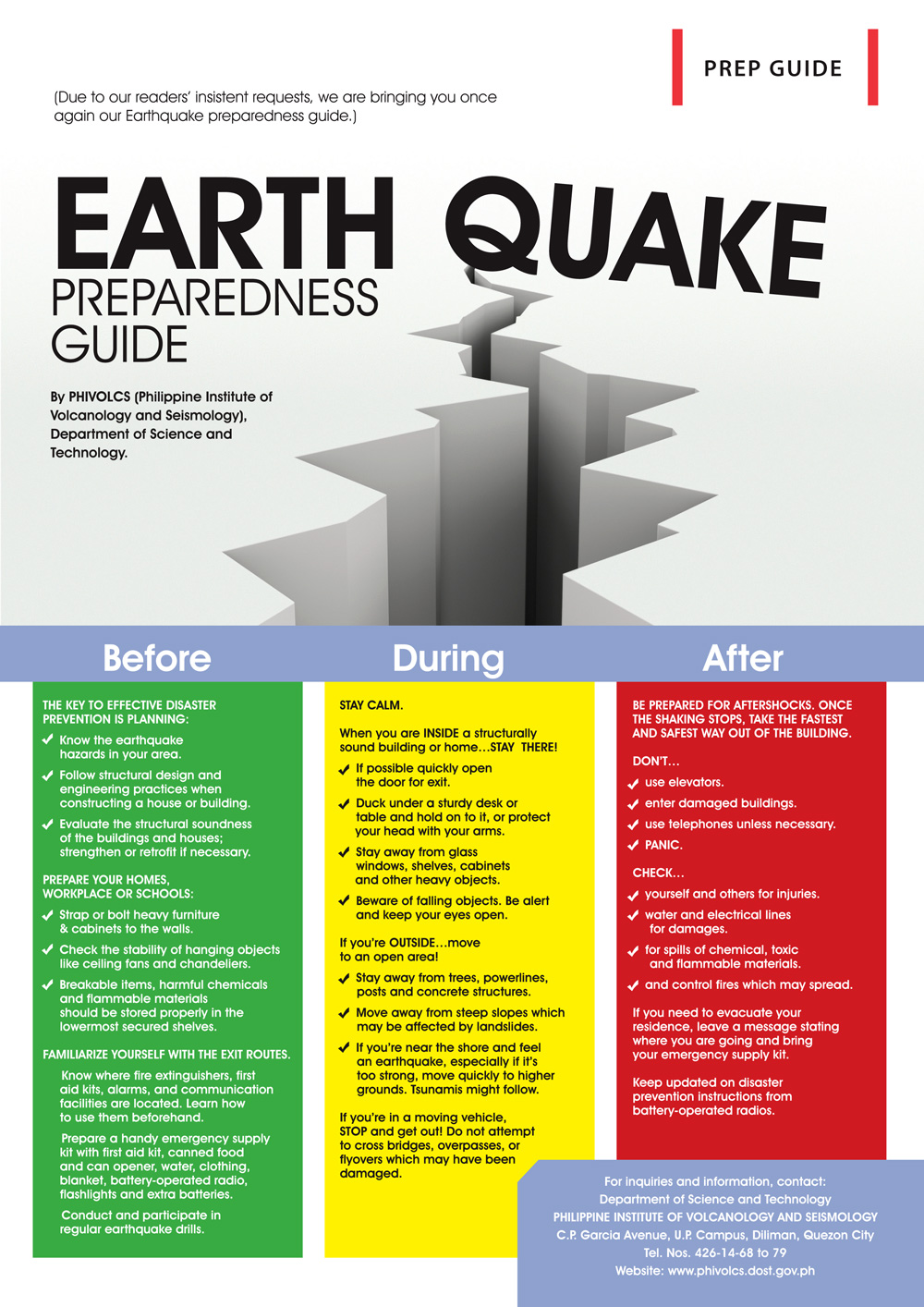How to survive in an earthquake survival life for Where do you go in an earthquake