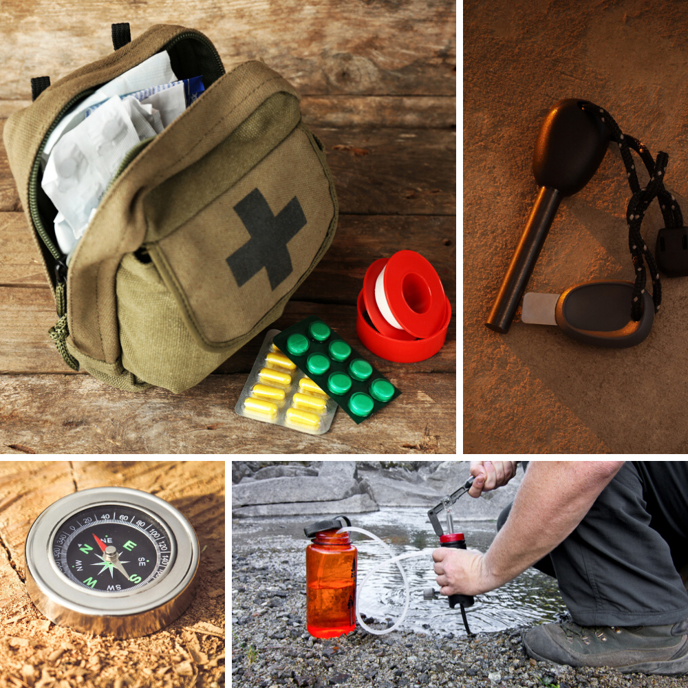 Survival Gear   Essential Supplies and Gear for Camping