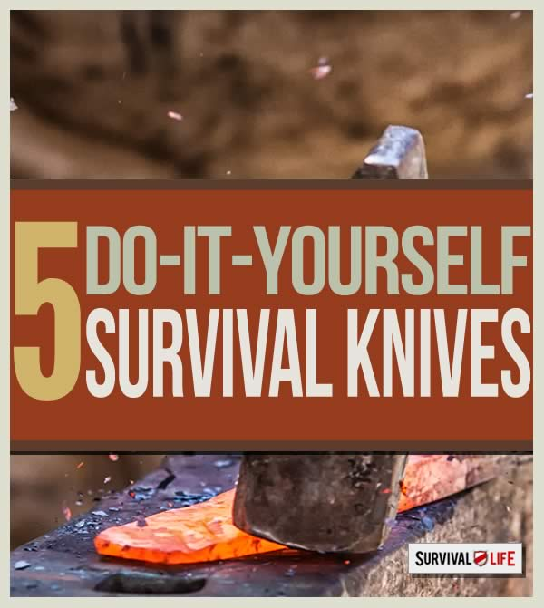 knife making tutorials, diy projects, survival knife, survival knives, homemade survival gear, homemade survival knife