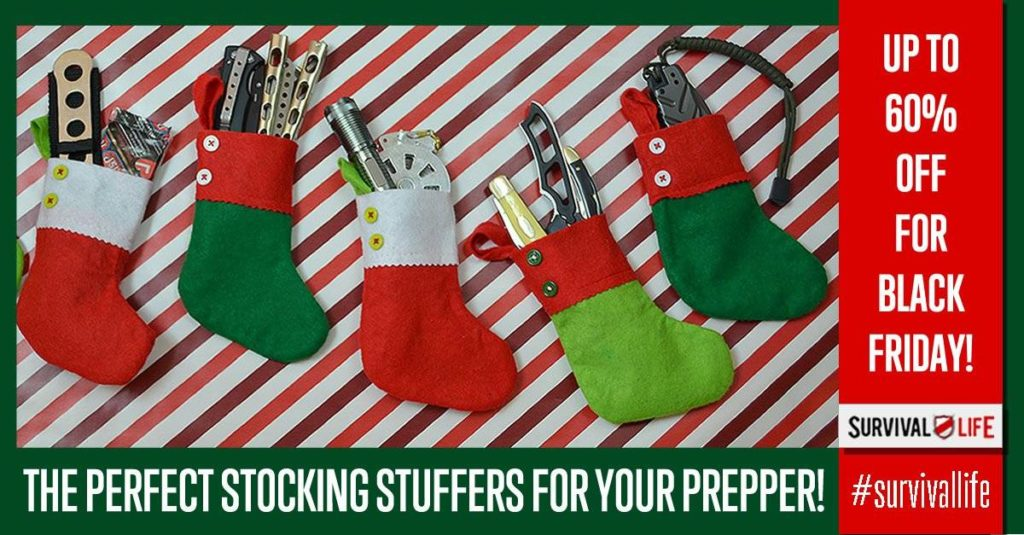 Stocking Stuffers For The Preppers In Your Life