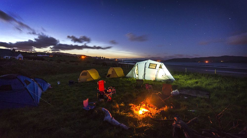 Feature | Camping Made Simple: Camping Hacks