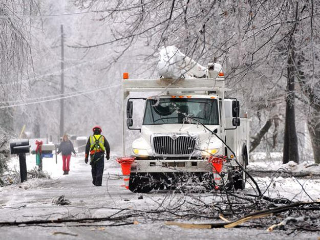 The Emotional Effects of Power Outage | Total Whiteout | A Compilation Of Winter Storm Survival Tips