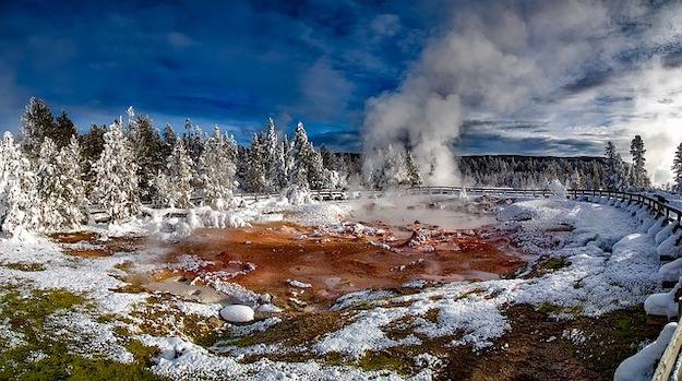 Check out Yellowstone Supervolcano: Updated Information And Warnings at https://survivallife.com/yellowstone-supervolcano/