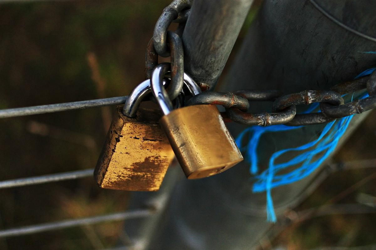 Two padlocks | Home Security And Crime Prevention Secrets