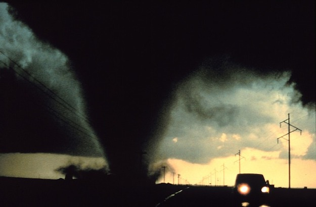 Tornadoes and Blizzards in Texas