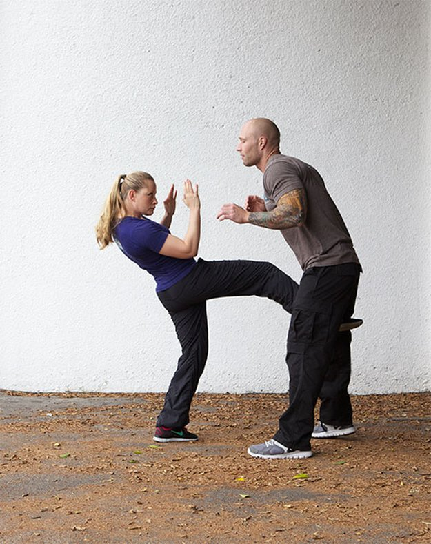 Kicking | Survival Tips: Self Defense for Women