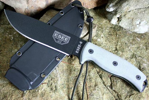 ESEE | Best Survival Knife Brands You Can Trust