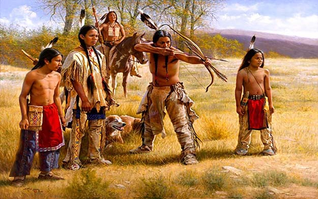 Bows | Do You Know These 25 Native American Survival Skills?