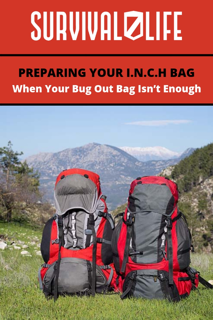 Preparing Your INCH Bag | https://survivallife.com/preparing-inch-bag/