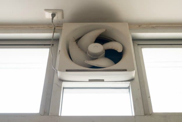 Make Use Of Your Bathroom And Kitchen Exhaust Fans | Ways to Keep Your House Cool During The Summer