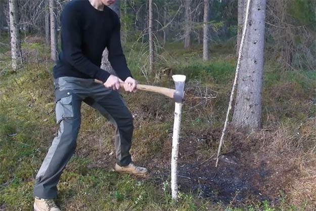 Feather Spear Trap Survival Life