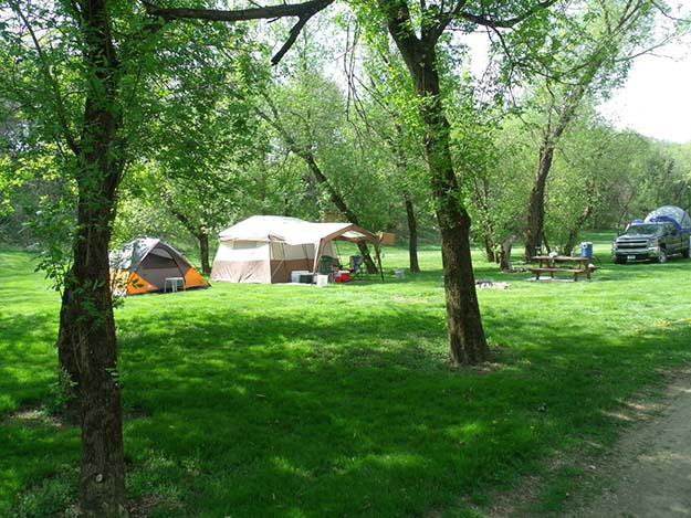 Best Campgrounds In Iowa Survival Life