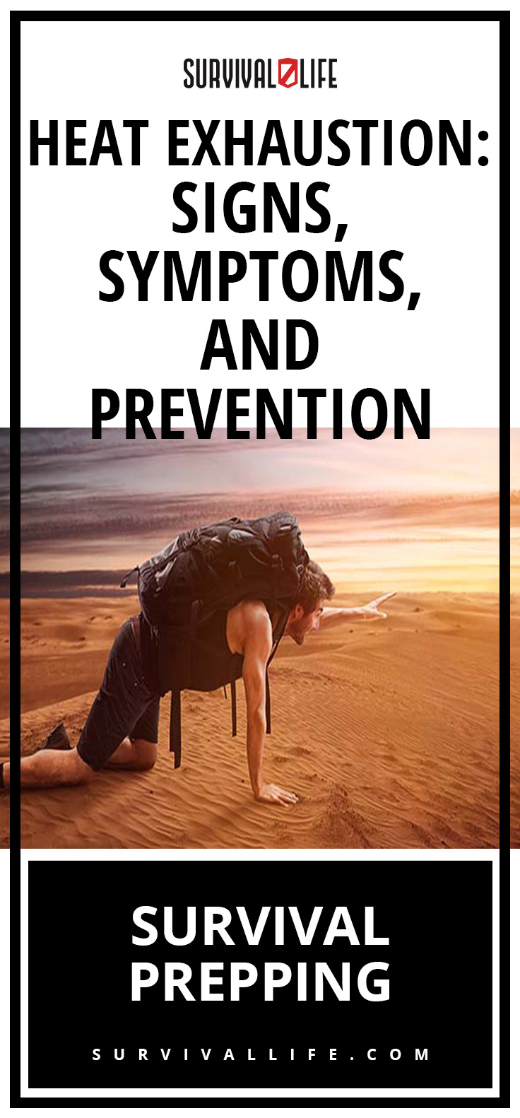 Check out Heat Exhaustion: Signs, Symptoms and Prevention at https://survivallife.com/heat-exhaustion/
