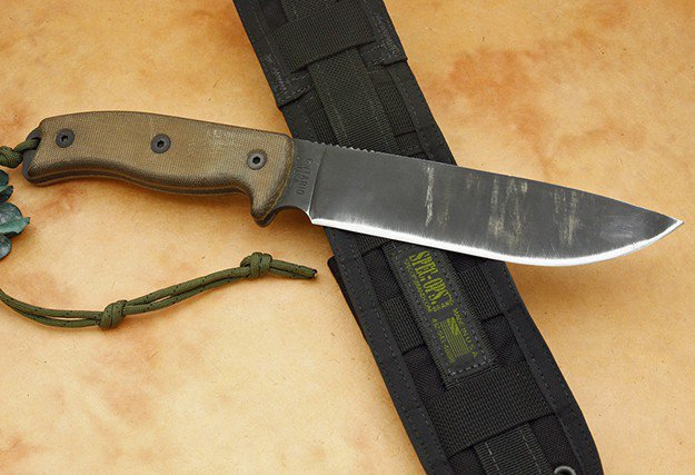 Ontario RTAK-II - RRP $200 | Strong, Sturdy, Dependable: Finding The Best Fixed Blade Knives