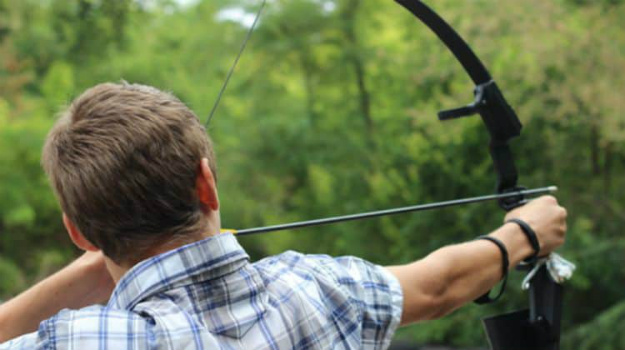 "Bow Shooting in Detail | Old World"" Primitive Survival Skills You'll WISH You Knew Before SHTF"