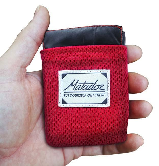 Matador Pocket Blanket | Survival Gift Guide: Christmas Gifts for Preppers | gifts for doomsday preppers