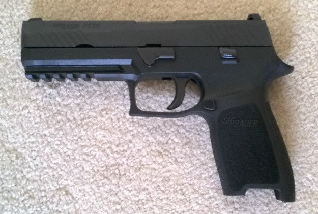 SIG Sauer P320 Review | Features, Application and Observations closed