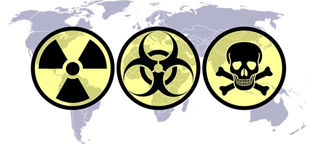Know The Works | 12 Biological Weapons Survival Tips
