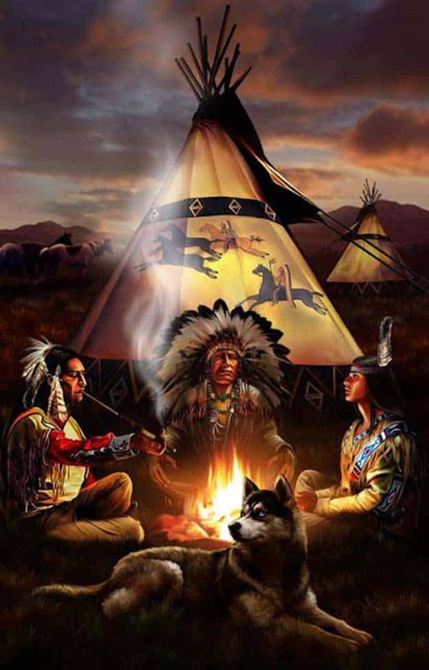 Shared Knowledge | 7 Native American Survival Skills