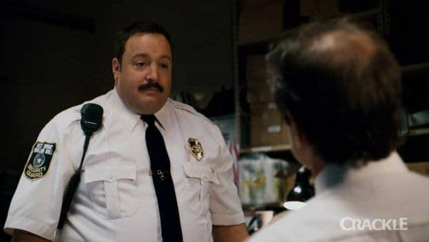 Paul Blart Probably Has Better Situational Awareness Than You