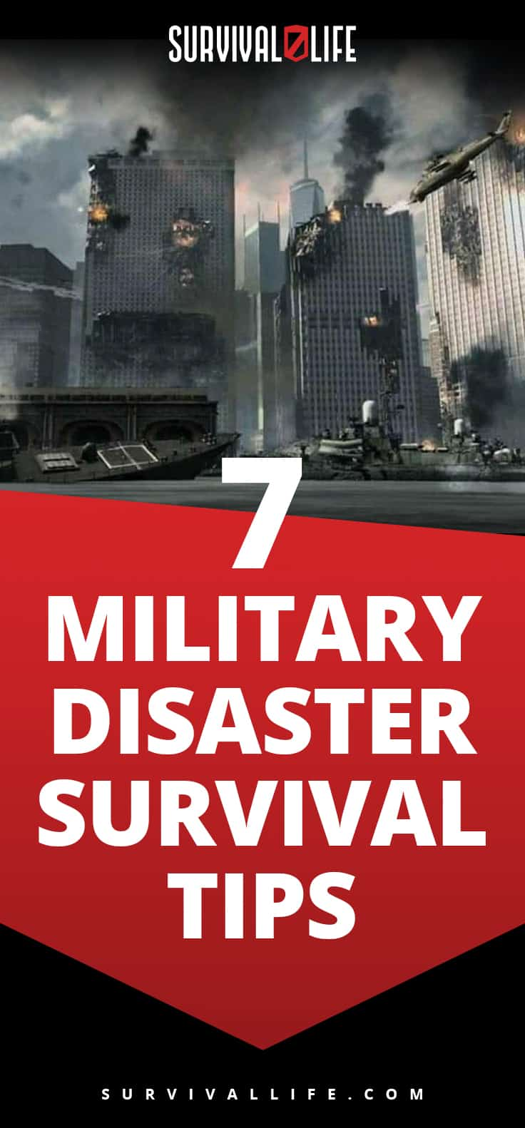 Military Disaster Survival Tips | Survival Life | https://survivallife.com/military-disaster-survival-tips/