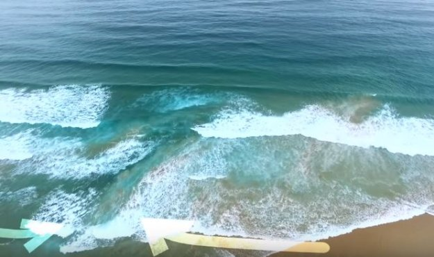 How A Rip Forms | Rip Current And Riptides | How To Spot And Survive