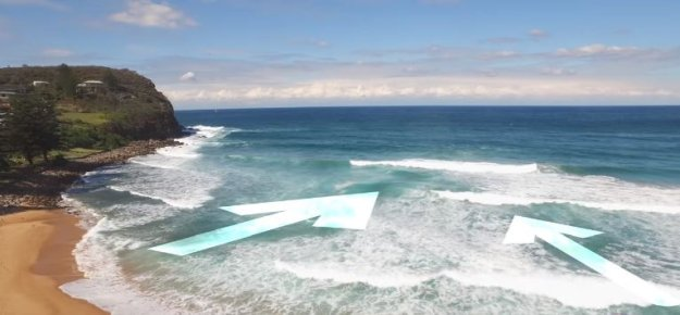 Rip Current Flow | Rip Current And Riptides | How To Spot And Survive