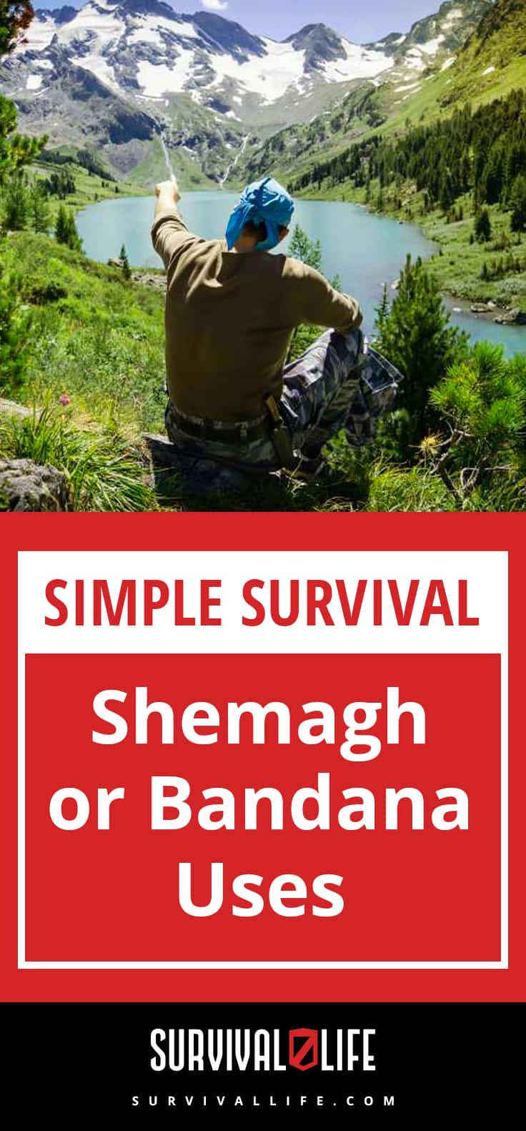 Shemagh or Bandana Uses | Simple Survival