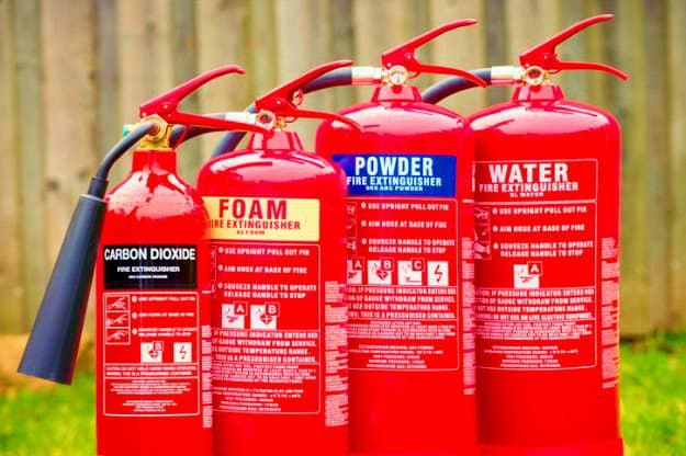 Common Types of Fire | Fire Survival Tips | How To Properly Use A Fire Extinguisher