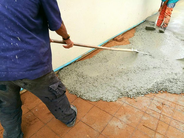 Man Mix Concrete Using a Rake | Ingenious Tool Hacks You Never Knew You Could Do | handyman hacks | DIY Tool Hacks