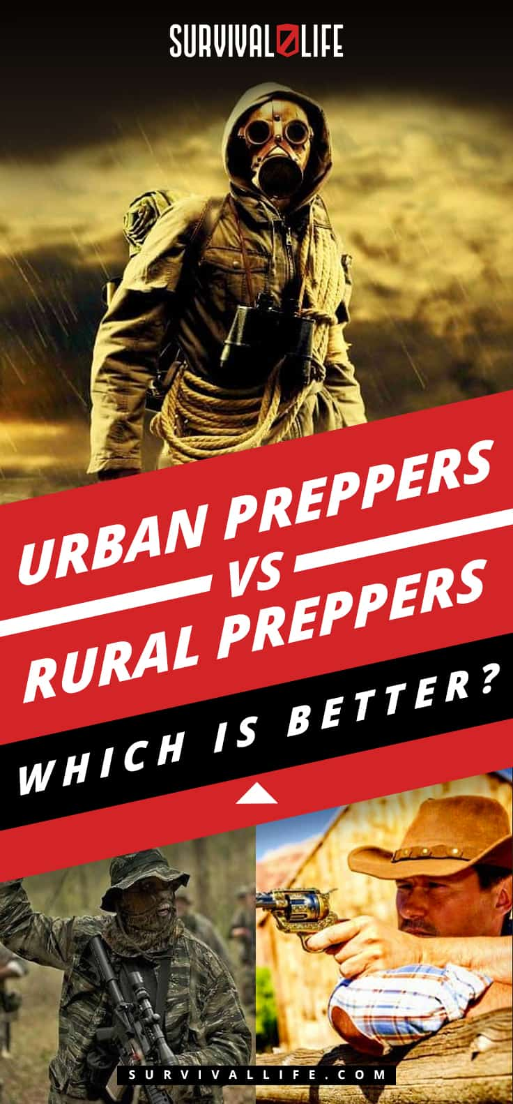Urban Preppers vs Rural Preppers: Which Is Better?