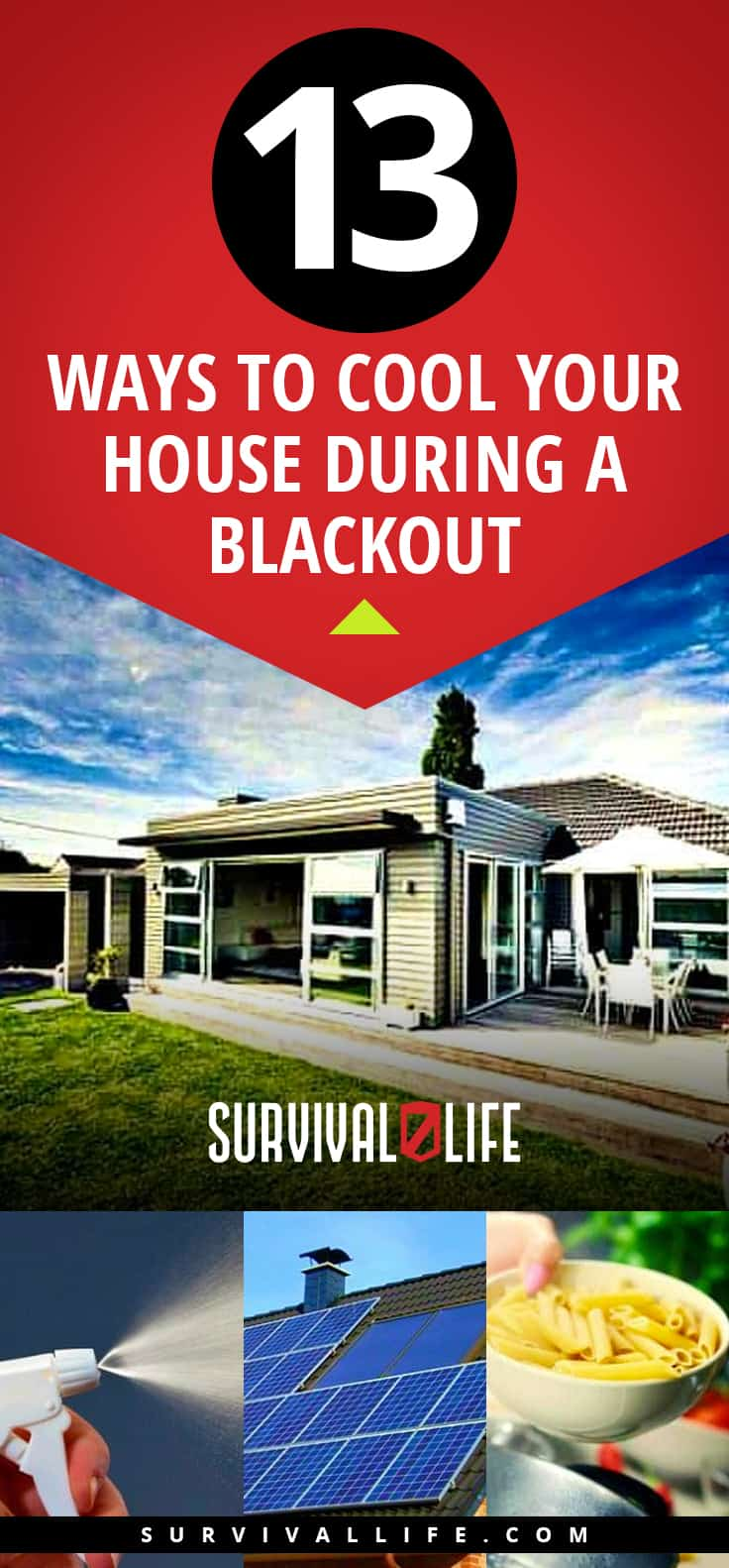 13 Ways To Cool Your House During A Blackout