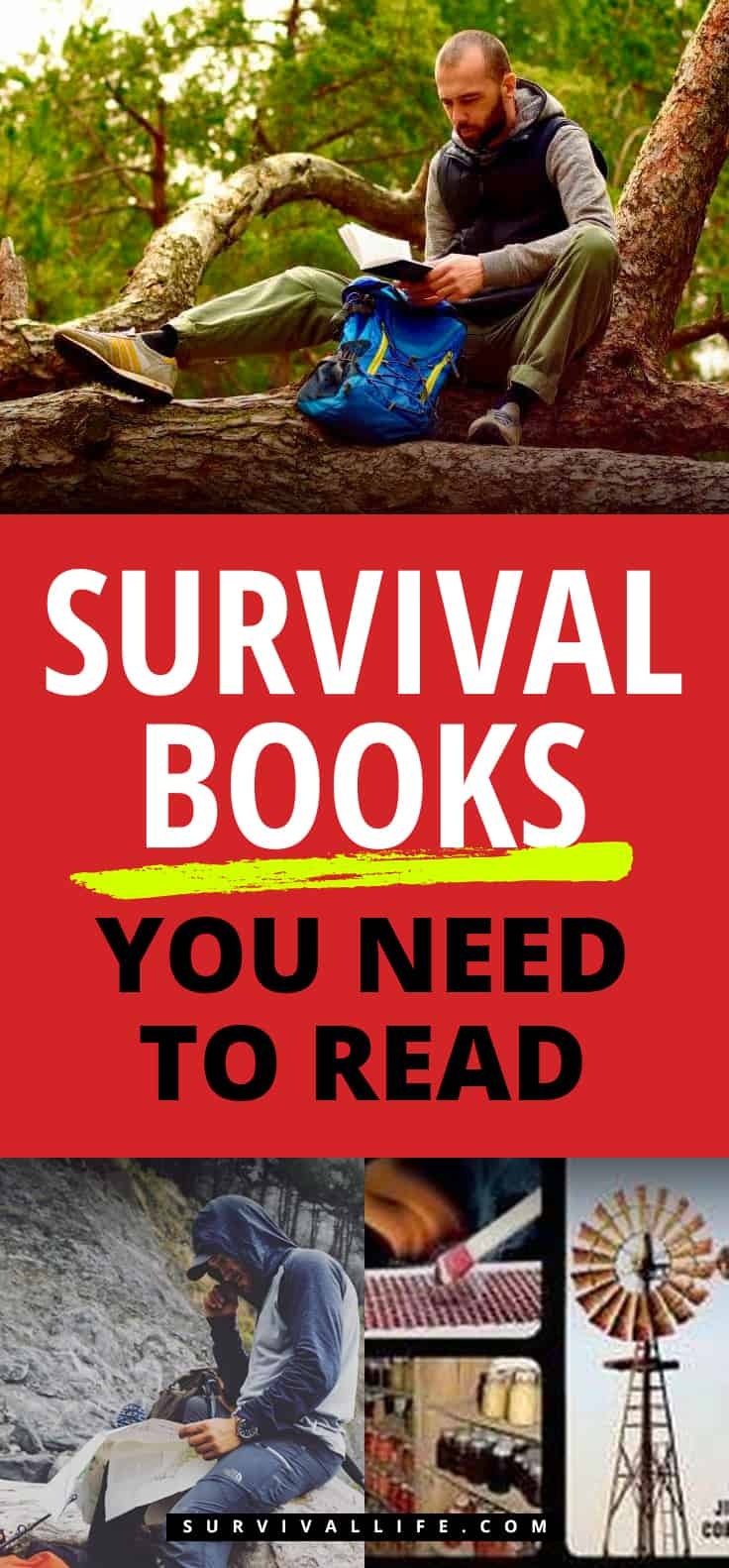 Survival Books | Survival Books You Need To Read