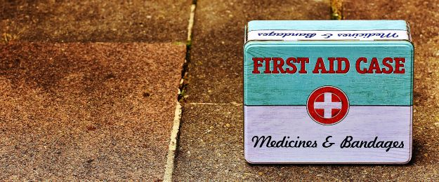 A First Aid and Emergency Medical Kit | Items to Stockpile for Emergencies