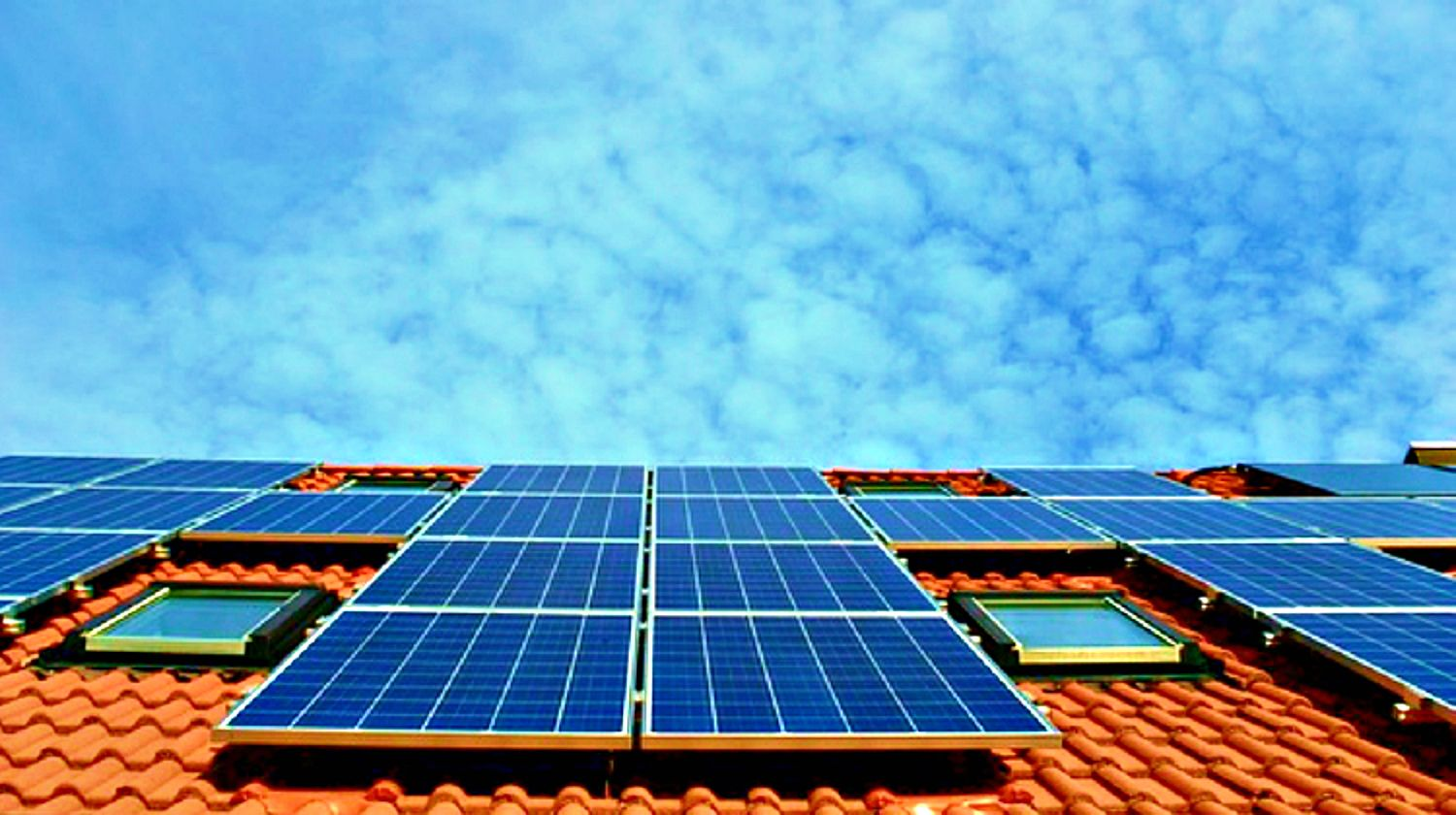 Feature | Solar power on the roof blue skies | Ways To Generate Electricity At Home