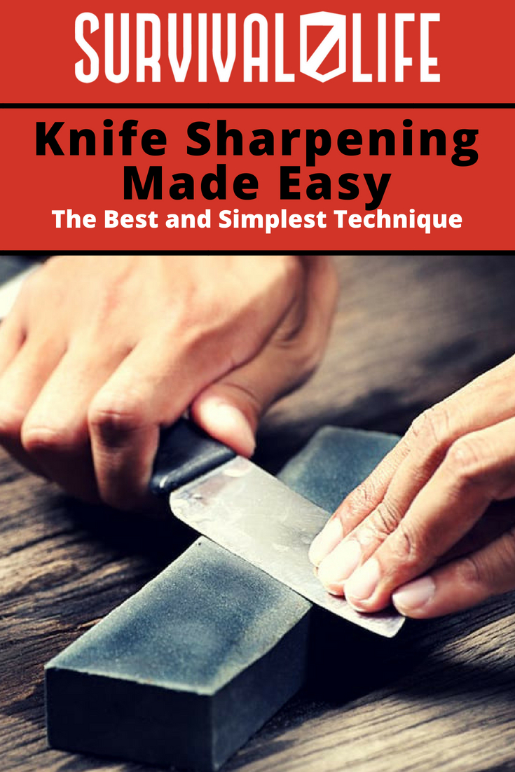 Placard | Knife Sharpening Made Easy |  Knife Sharpening Techniques