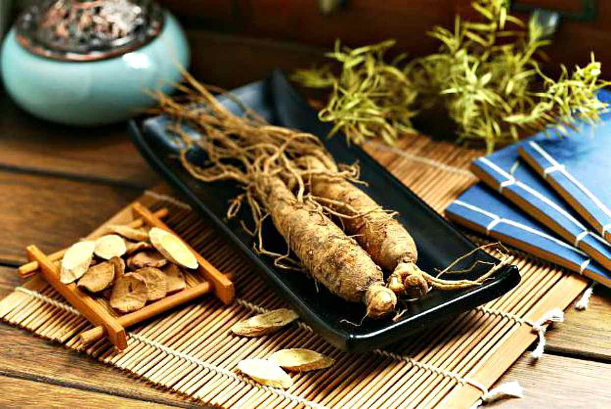 Ginseng in wooden table | Home Remedies For Cold And Flu | Surprisingly Simple Natural Relief