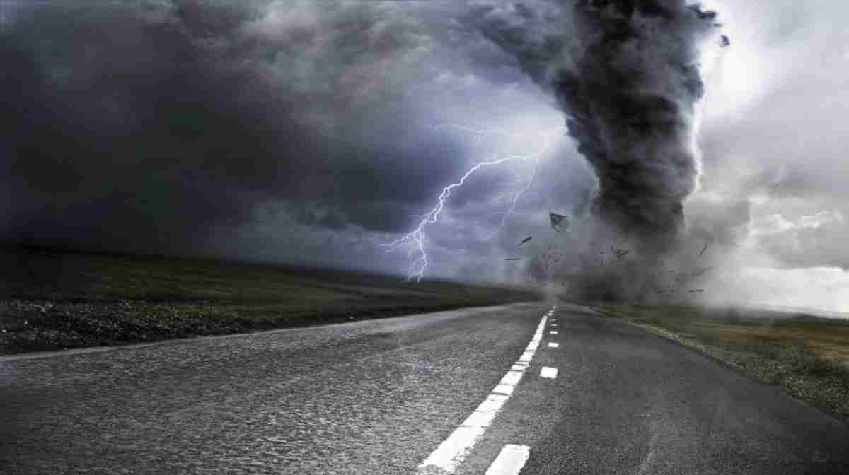 Powerful tornado | Global Catastrophes To Prepare For NOW